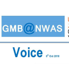 GMB Ambulance trade union news