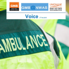 GMB Ambulance trade union news update Feb 2019