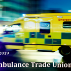 GMB Ambulance news Jan 2019