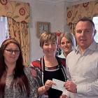 GMB cheque donation
