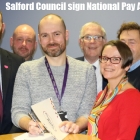 Salford Council National Pay Assimilation Agreement