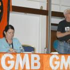 GMB supports Eddie Marnell and Cammell Laird Campaign