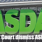 GMB union members delighted that ASDA appeal is dismissed