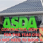 GMB union members holiday pay at ASDA