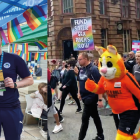 GMB union Equality Group LGBT+ Shout at Pride 2021