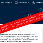GMB union says avoid Translink transport