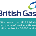 GMB union Ballot British Gas members