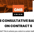 GMB union ballot ASDA members