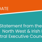 GMB union regional CEC statement