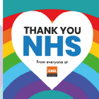 GMB trade union says Happy Birthday NHS
