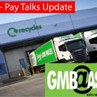 GMB ASDA trade union Pay Offer update