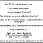 ITV looking for unemployed people