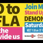 No to FLA says GMB trade union