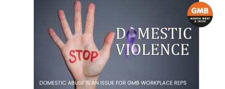 GMB union domestic abuse workplace policy
