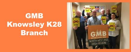 GMB Knowsley says NO to the SUN