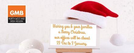GMB wishing everyone a Merry Christmas
