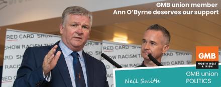 Ann O'Byrne for Liverpool Mayor