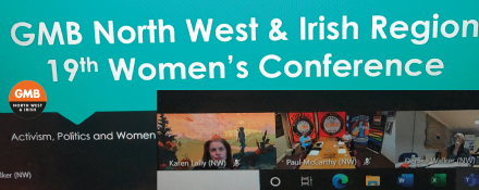 GMB union Womens Conference 2020