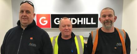 Trade Union recognition at Gledhill Rollercoaster