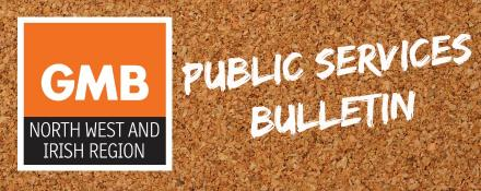 GMB Public Services update