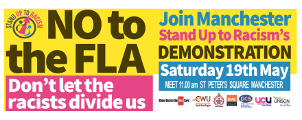 No to FLA says GMB trade union