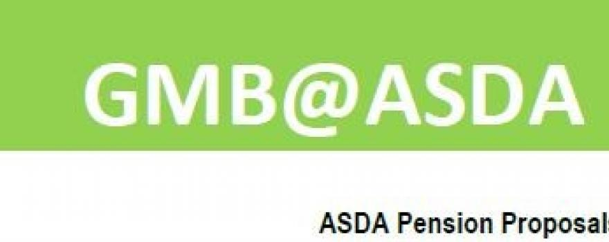 ASDA Equal Pay update GMB trade union
