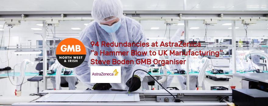 Redundancies hammer blow to UK manufacturing