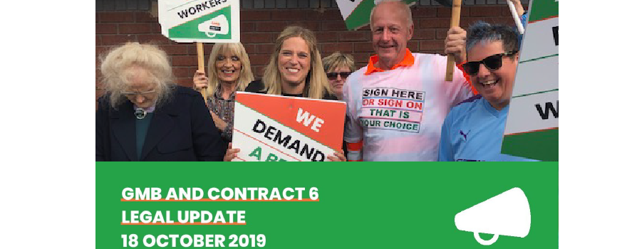 ASDA Contract 6 update 22 Oct