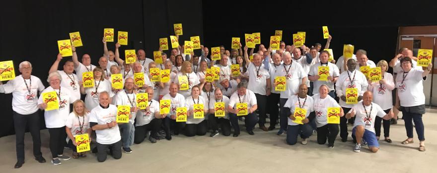 GMB trade union 2018 Congress