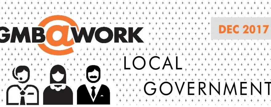 GMB Local Government news