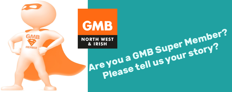 GMB union super member