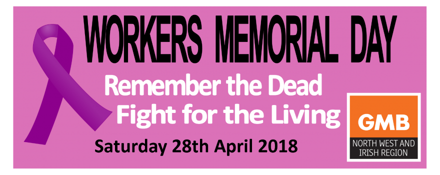 2018 Workers Memorial Day