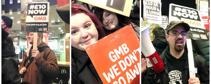 GMB young members AGM nominations elec
