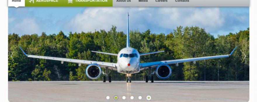 GMB Tim Roache visits Bombardier