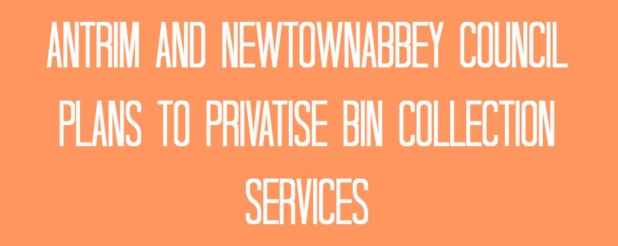 GMB concerned with bin services outsourcing