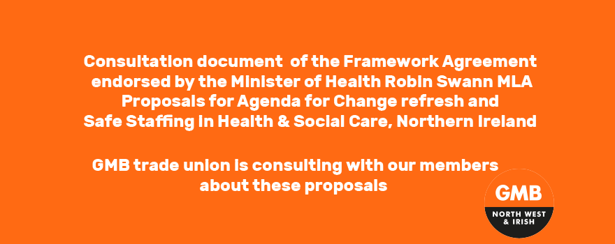 GMB trade union members consultation