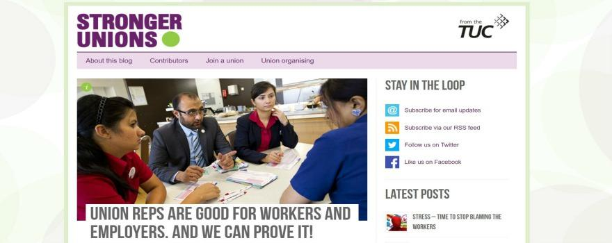 GMB workplace reps are good for workers and employers