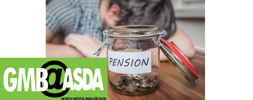 GMB trade union lodges failure to agree with ASDA