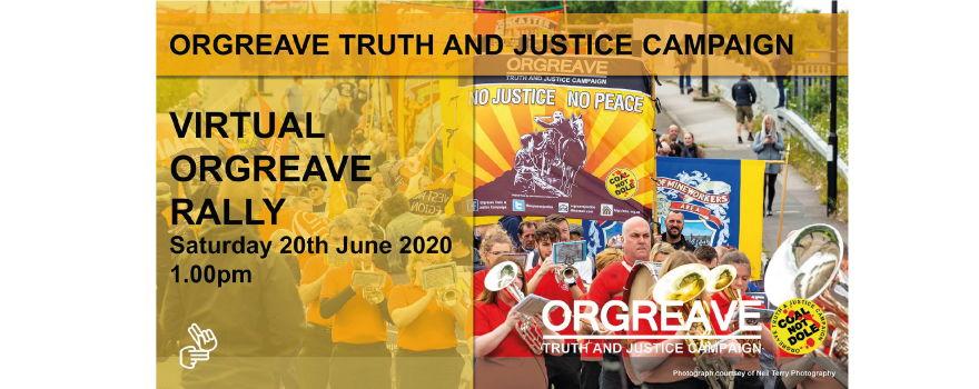 GMB trade union ORGREAVE 2020 online event
