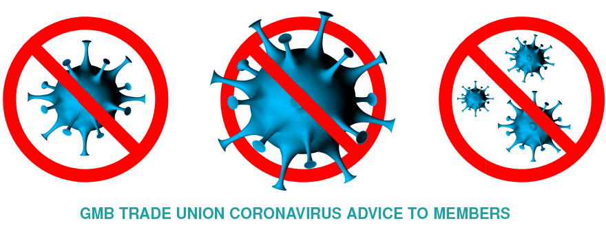 GMB trade union coronavirus update