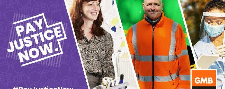 GMB union recommend reject local government pay offer