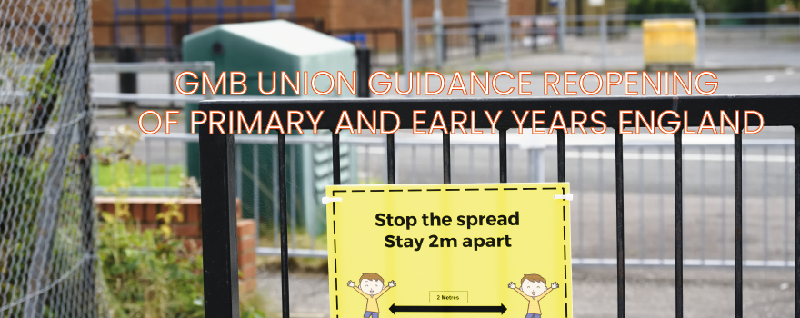 GMB union schools news Jan 2021