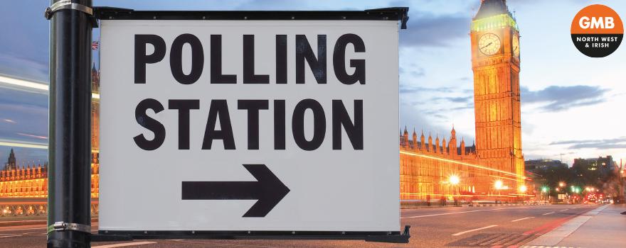GMB union prepares for Election to select public servants VOTE LABOUR