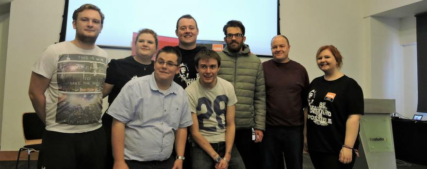 GMB young members summit held in Birmingham