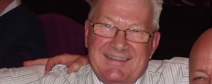 Paul Evans, GMB Senior Officer, has passed away