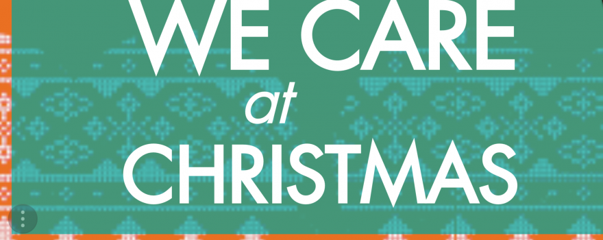 We care at Christmas GMB Campaign