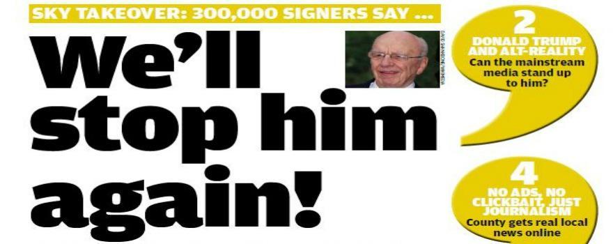 Stop Murdoch Sky takeover bid