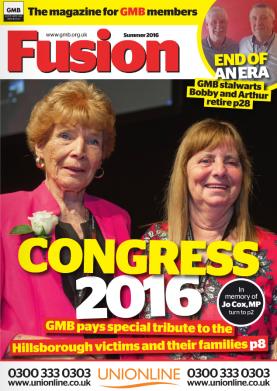 GMB Fusion Summer 2016