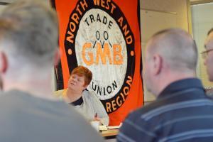 GMB North West & Irish Region
