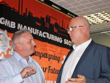 GMB Launch Manufacturing Campaign